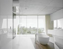 Modern Bathroom Style White Modern Bathroom Home Interior Ekterior Ideas
