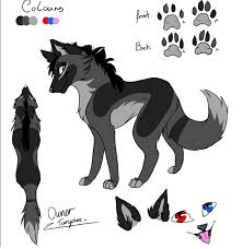 turqoises adoptable grey pawprint by runesnight on deviantart