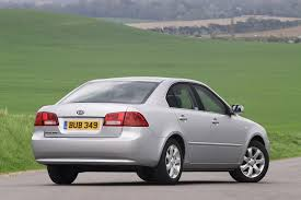 kia magentis saloon review 2006 2010 parkers