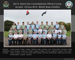 snco course report by cpl ogilvie no 41 city of porirua