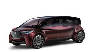 toyota fine comfort vehicle concept aims to be a premium sedan