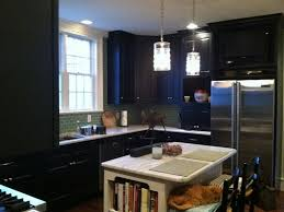 Black Kitchen Cabinets Black Kitchen Cabinets In Small Kitchen And Photos