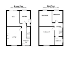 cul de sac floor plans semi detached house for sale in wedgwood drive longlevens the