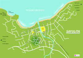 Zihuatanejo Map Sayulitalife Com Has A Great Assortment Of Sayulita Maps To Find
