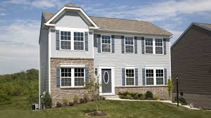 new home floorplan hopewell pa waterloo in clairmont manor