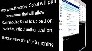 how to use scout in command line mode youtube