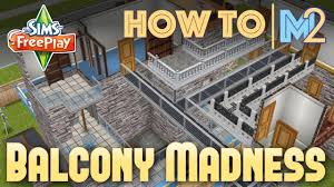 freeplay balcony madness tutorial u0026 walkthrough youtube
