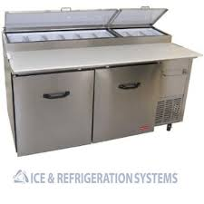 commercial pizza prep tables pizza prep tables ice refrigeration systems