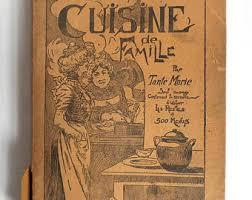 vieux livre de cuisine vieux livre de cuisine etsy