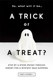 j crew black friday j crew factory a halloween mystery sale in stores milled