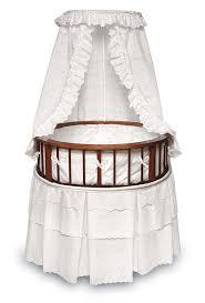 Badger Basket Baby Changing Table With Six Baskets Badger Basket Elegance Baby Bassinet White