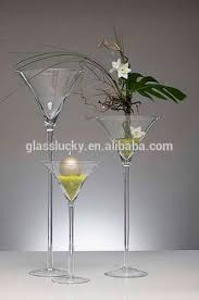 Large Martini Glass Centerpieces by Wholesale Martini Glass Vases Centerpieces Tall Martini Vases