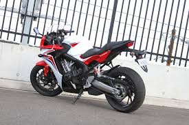 cbr bike price in india review honda cbr650f lams bike review