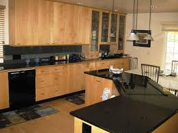 cool kitchen cabinets furniture cool kitchen design with bertch cabinets and black
