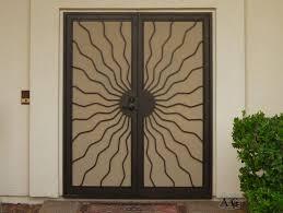 iron grill door designs safety door images adam haiqa l89