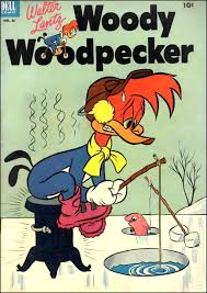 woody woodpecker 1947 dell gold key comic books