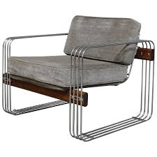 Modern Chairs Pair Of Mid Century Modern Chairs By Bryon Botker For Landes At