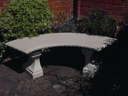concrete bench mold home design inspirations