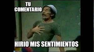 Meme Don Ramon - memes de don ramon youtube