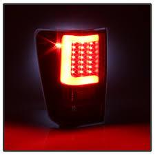 nissan titan interior lights 15 nissan titan led light tube style tail lights black