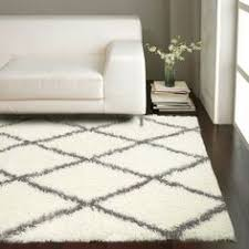 White Area Rug Feng Shui Living Room Featuring Ripple Rug Designed By
