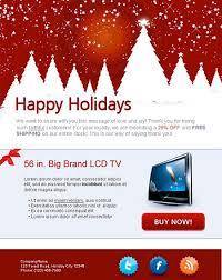 free holiday newsletter template pacq