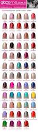 check out our uv gel nail polish colour chart