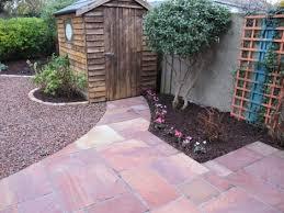 Paving Ideas For Gardens Ideas For Garden Paving