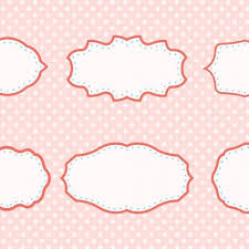 free vector shabby chic retro frames 33279 my graphic hunt