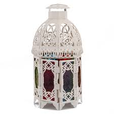 100 home decor candle lanterns amber glass moroccan lantern