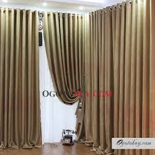Brown Blackout Curtains Gorgeous Brown Fiber And Polyester Blended Blackout Curtains Buy