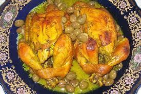 cuisine marocaine poulet aux olives cuisine 55 tajine de poulet aux olives 2013