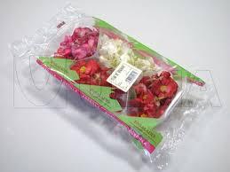 edible flowers for sale edible flowers packaging in flow pack wrapper hffs ulma packaging