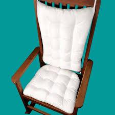 bellingrath black rocking chair cushion set tropical made in usa