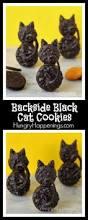 backside black cat cookies hungry happenings