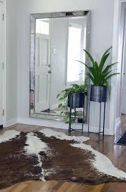 Entryway Wall Mirror Best 25 Hallway Mirror Ideas On Pinterest Entryway Shelf Hall