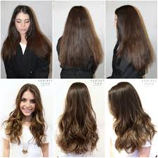 Sunkissed Brown Hair Extensions by All Done In One Day The Salon In Nyc Ramirez Tran Salon