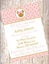 minnie mouse baby shower invitations product search baby shower minnie mouse catch my party