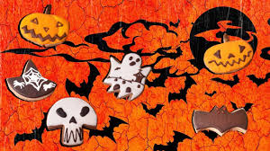 When Should You Decorate For Halloween How To Decorate Halloween Cookies Easy Tutorial Come Decorare