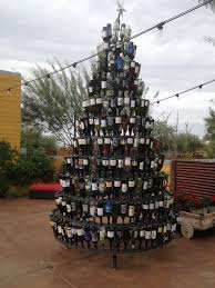 Christmas Tree Wine Bottles Our Work U2013 Dcs Welding