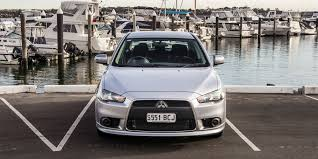 2015 mitsubishi lancer es sport review caradvice