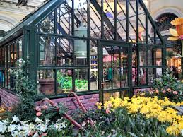 Inside Garden by Completely Indie Inside The Bellagio The Indoor Garden Spring 2013