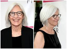 best haircuts for women over 50 with jowls the most flattering bob hairstyles on older women