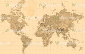sepia world map wall mural world map wallpaper sepia world map loading zoom