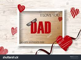 you it you buy it s day heart you happy fathers day concept stock vector 642018049