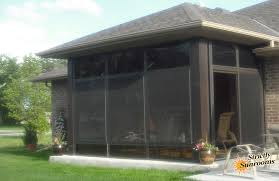 Trailer Sunrooms Strictly Sunrooms Forest Grand Bend And Area