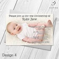 personalised christening baptism thanksgiving thank you cards with