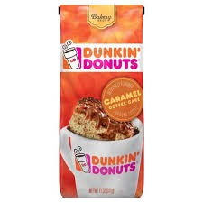 Coffee Dunkin Donut dunkin donuts皰 caramel cake medium roast ground coffee 11oz target