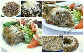 recette de cuisine alg駻ienne moderne table ramadan moderne boulettes épinards recette ramadan