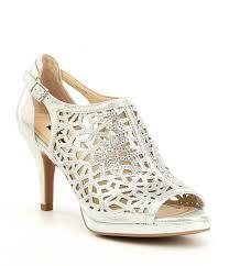 wedding shoes dillards women s bridal wedding shoes dillards